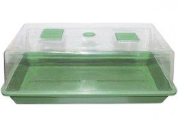 Skleníček plastový,56*31*22cm,tvrdý plast