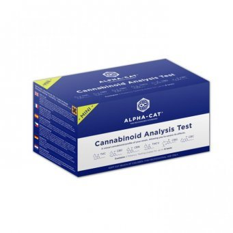 AlphaCat Mini Test Kit, 8 testů