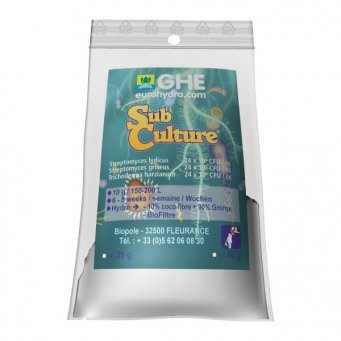 General Hydroponics SubCulture, 50g