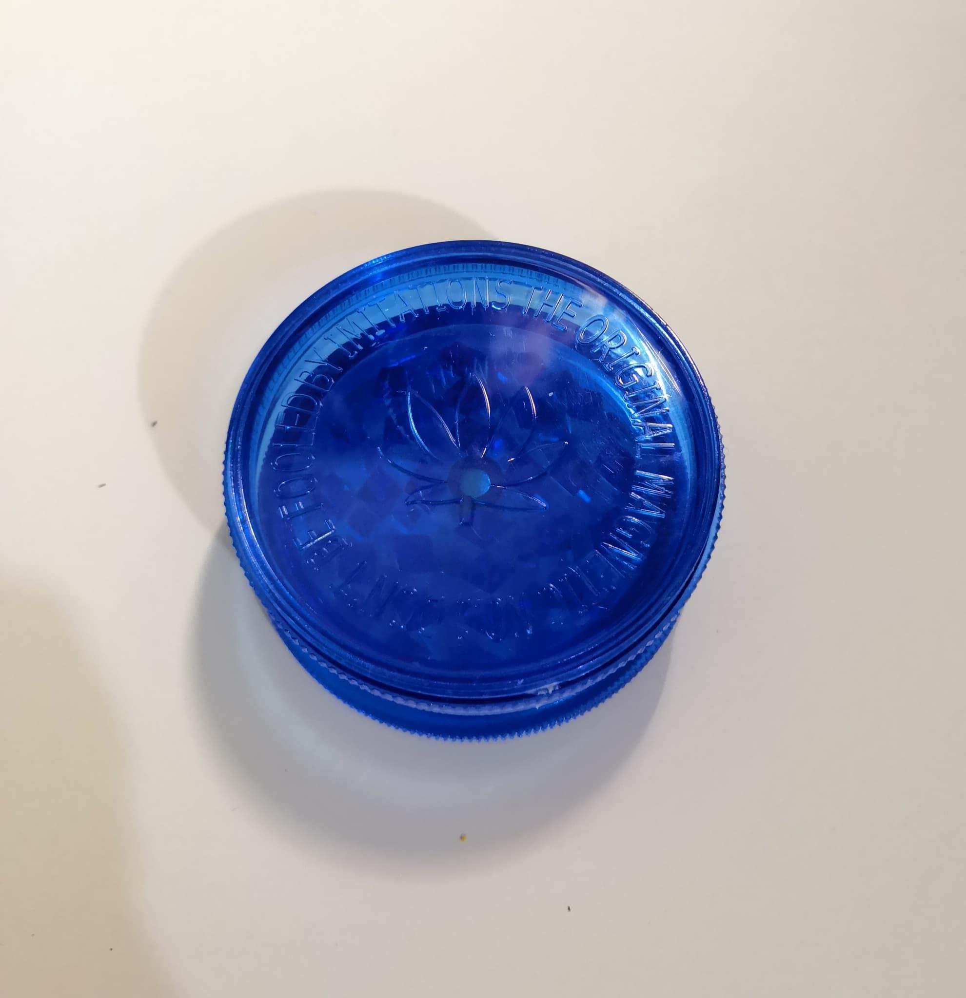 Drtička plastová Buddies 6 cm modrá