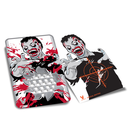 Drtička Credit Card Zombie