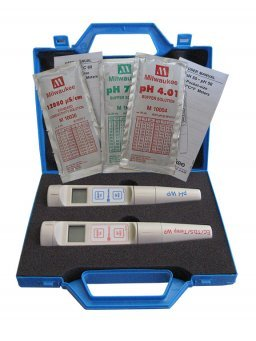 Milwaukee KIT - Martini meter pH/EC/TDS/Temp