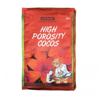 Atami High Porosity Cocos, 50L