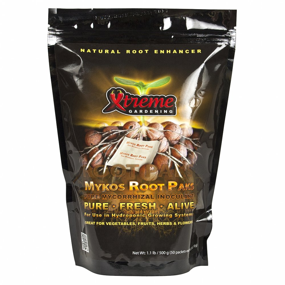 Mykos Root Packs 1,1 lb (500g) - hydro, coco
