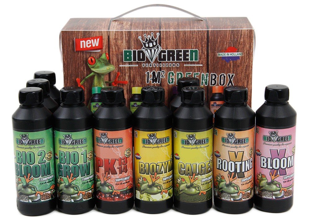 Biogreen 1m2 Greenbox