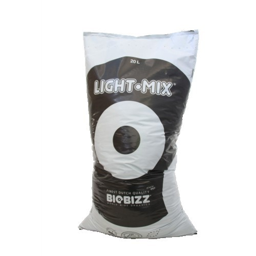 Biobizz Light-Mix 50l nahnojený substrát