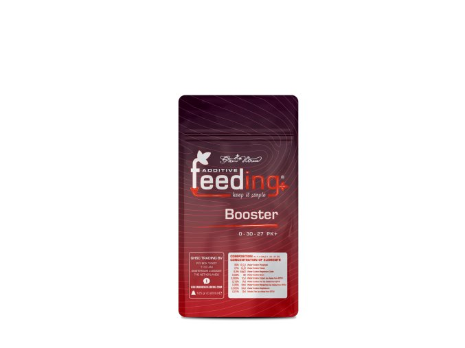 Green House Feeding - Booster