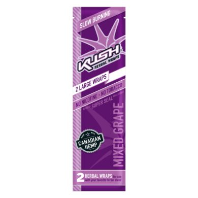 Blunt Kush Herbal Grape mix, 2x