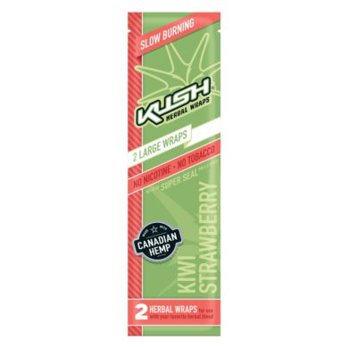 Blunt Kush Herbal Kiwi & Strawberry, 2x