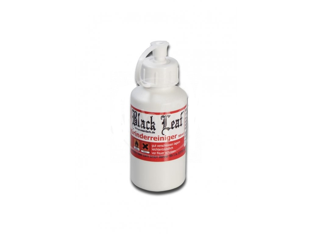 Black Leaf' Grinder Cleaner 50ml