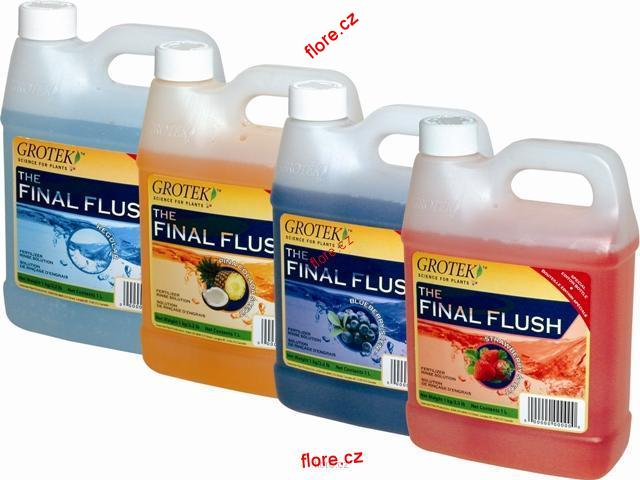 Final Flush Blue Berry 1 Litre