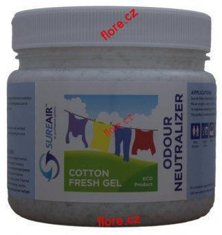 SURE AIR Fresh Cotton gel 1l