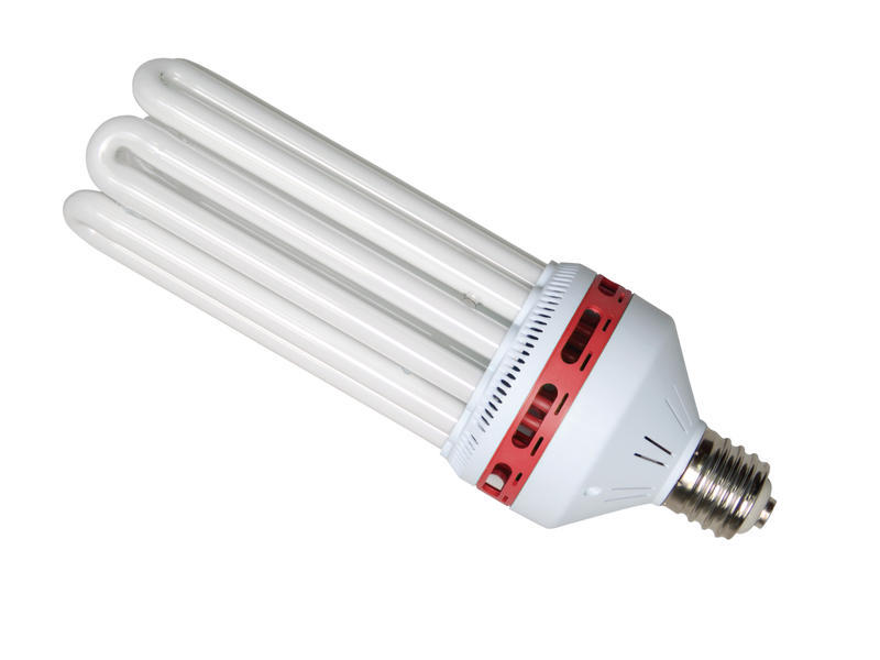 NTS CFL 125W red(květ)